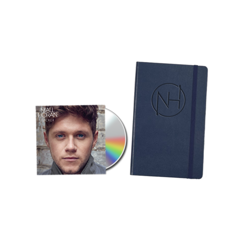 Niall Horan: Flicker CD + Journal