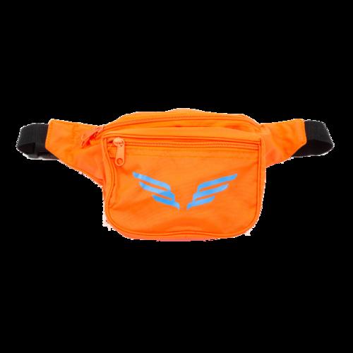 Mumford & Sons : Wings Fanny Pack (Orange)