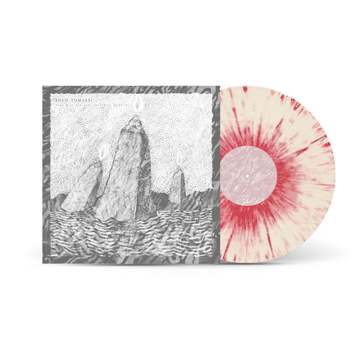 Rolo Tomassi: Time Will Die And Love Will Bury It: Cream w/ Pink/Red Splatter Vinyl