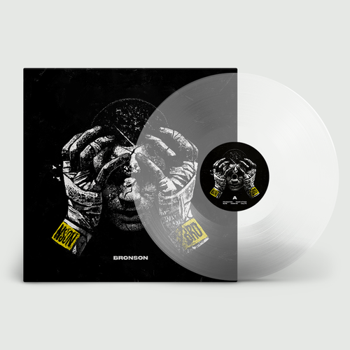 BRONSON (ODESZA, Golden Features): BRONSON: Clear Vinyl