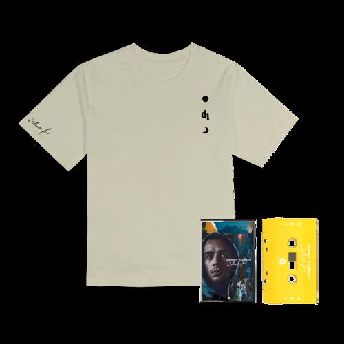 Dermot Kennedy: Without Fear: Yellow Cassette + Tee