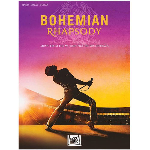 Queen: Bohemian Rhapsody OST (Piano/Vocal/Guitar) Sheet Music