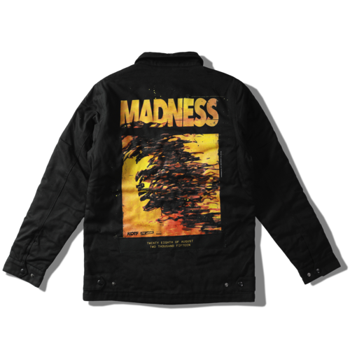 The Weeknd: MADNESS WORK JACKET