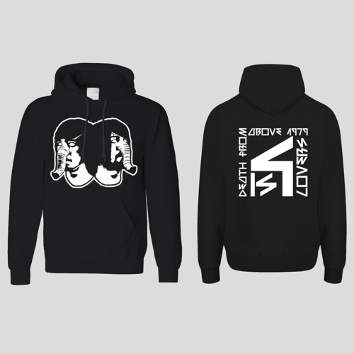 Death From Above 1979: DFA Logo Hoodie Black