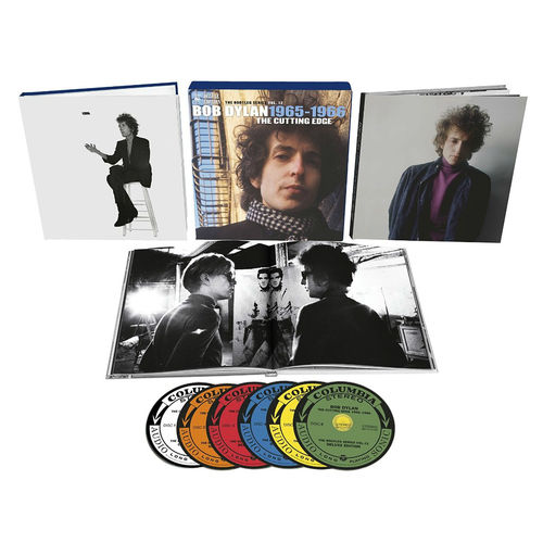 Bob Dylan: The Best Of The Cutting Edge 1965-1966: The Bootleg Series, Vol. 12: Deluxe Edition