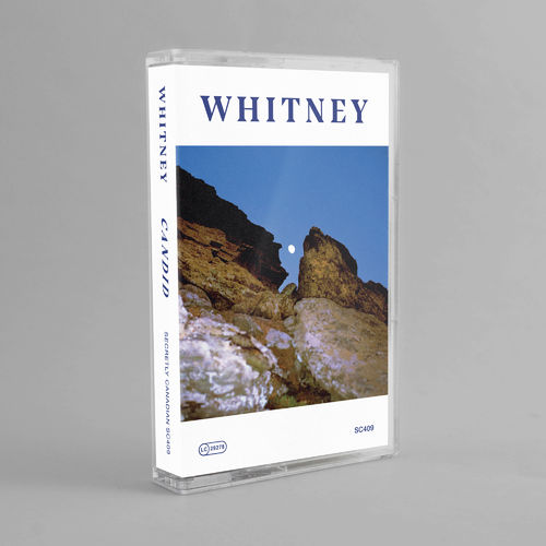 Whitney: Candid: Limited Edition Cassette