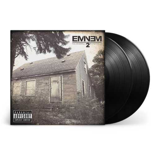 Eminem: The Marshall Mathers LP2