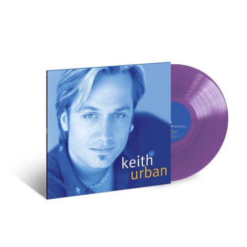 Keith Urban: Keith Urban (Lavender) (LP)