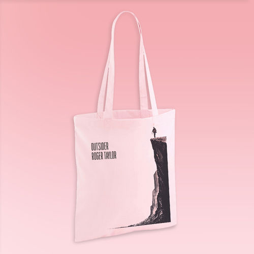 Roger Taylor: Outsider Tote Bag