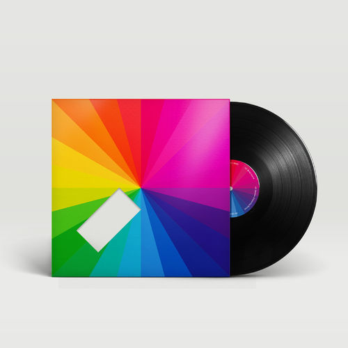 Jamie xx: In Colour [Remastered]: Black Vinyl