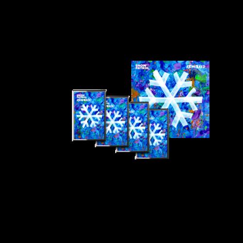 Snow Patrol: Reworked Cassette Set - Signed
