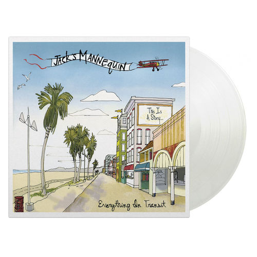Ken Hensley: Everything In Transit: Limited Edition Transparent Vinyl