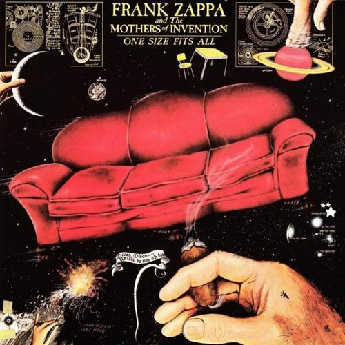 Frank Zappa and the Mothers of Invention: One Size Fits All