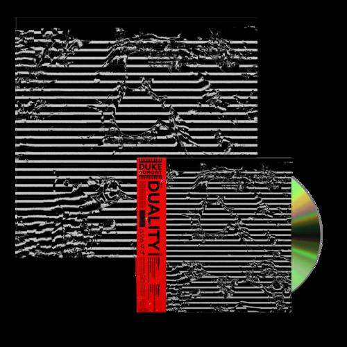 duke_dumont: Duality CD & Print