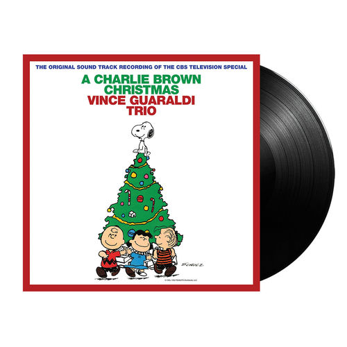 Vince Guaraldi Trio: A Charlie Brown Christmas