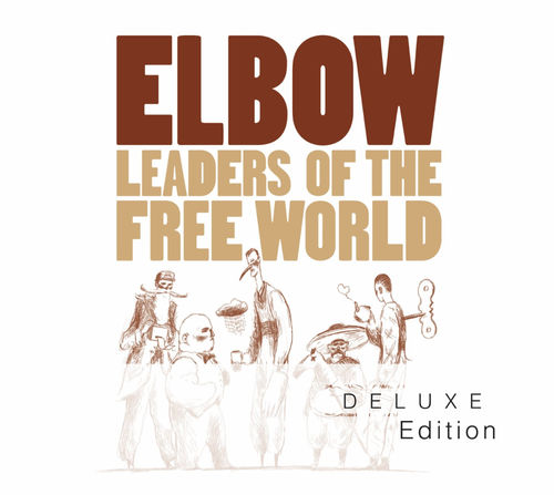 Elbow: Leaders of the Free World CD Deluxe