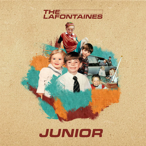The Lafontaines: Junior: Limited Edition Signed Vinyl