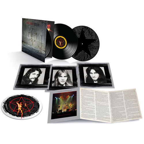Rush: 2112 (40th Anniversary) (3LP)