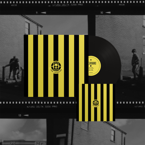 The Lathums: The Lathums x Wigan Athletic: Exclusive Black Vinyl + CD