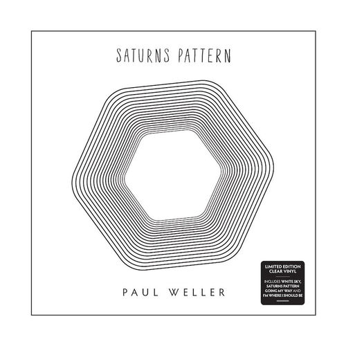 Paul Weller: Saturns Pattern: Clear Vinyl