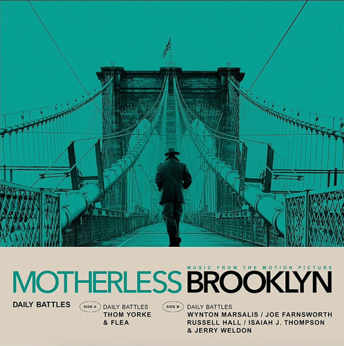 Thom Yorke: Motherless Brooklyn (Original Motion Picture Soundtrack): Heavyweight Black Vinyl