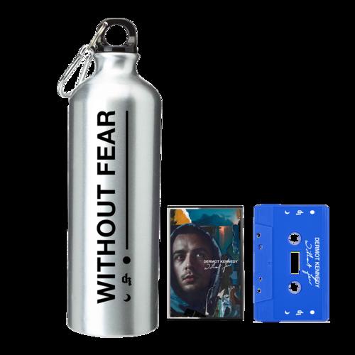 Dermot Kennedy: Limited Edition: Water Bottle + Blue Cassette
