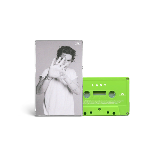 "LANY: ""mama's boy"" collectible cassette 3/4: paul"
