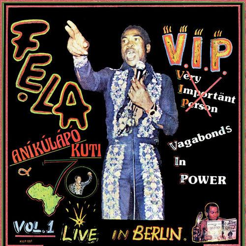Fela Kuti: V.I.P.
