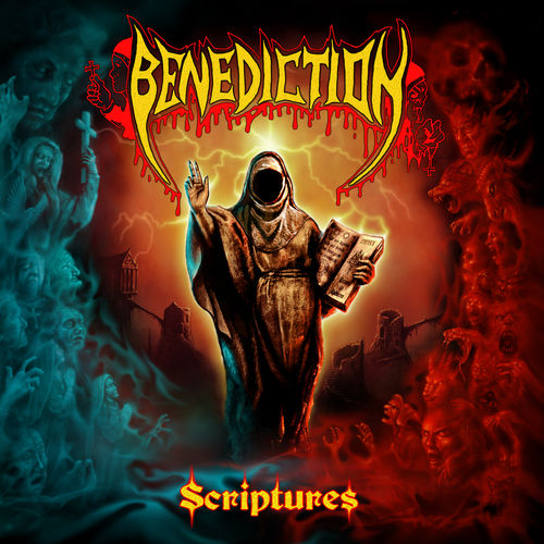 Benediction: Scriptures: CD + Signed Insert
