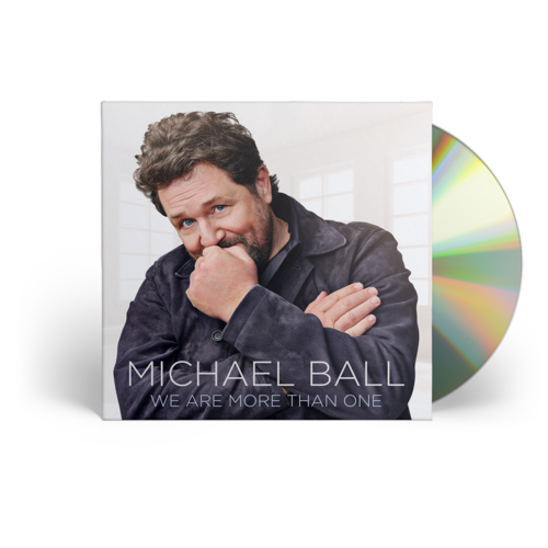 Michael Ball: We Are More Than One Signed CD