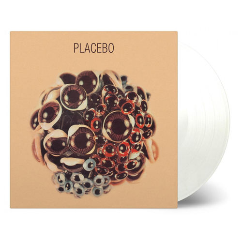 Placebo: Ball Of Eyes: White Numbered Vinyl