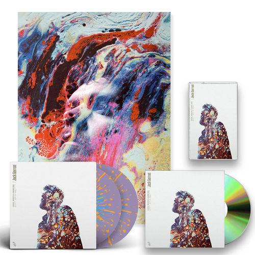 Jack Garratt: Love, Death & Dancing: CD, Exclusive LP, Art Print + Cassette
