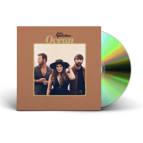 Lady Antebellum: Ocean: CD