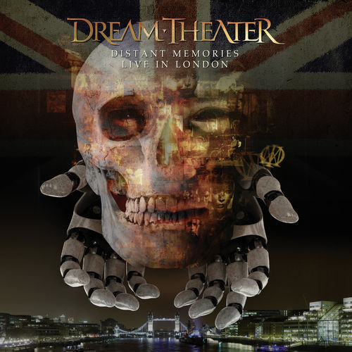 Dream Theater: Distant Memories – Live in London: Special Edition 3CD + 2DVD