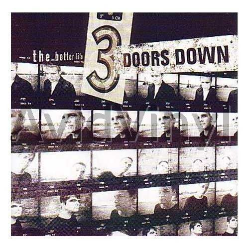 3 Doors Down: The Better Life: 2CD