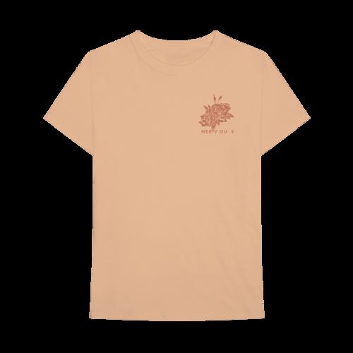 Shawn Mendes: Nervous T-Shirt + Digital Album