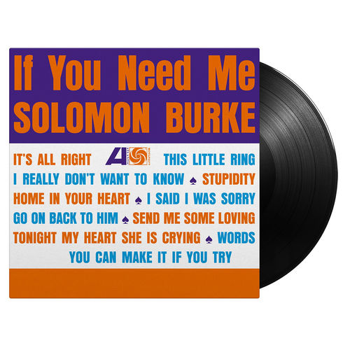 Solomon Burke: If You Need Me