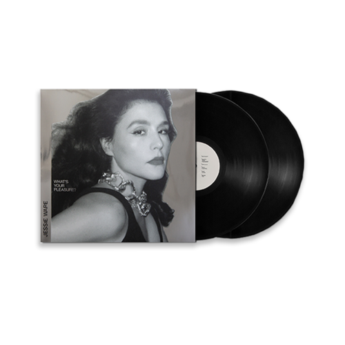 Jessie Ware: What's Your Pleasure (The Platinum Pleasure Edition) Limited edition double vinyl
