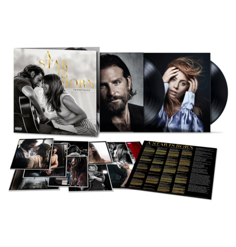 Lady Gaga: A Star is Born LP