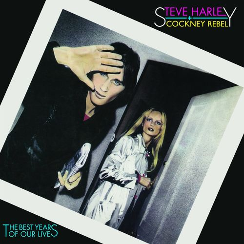 Steve Harley & Cockney Rebel: Best Years Of Our Lives: 45th Anniversary: Limited Edition Orange & Blue Vinyl