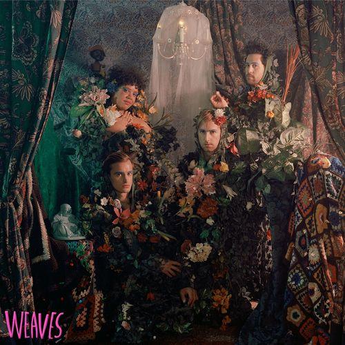 Weaves: Weaves: Neon Pink Vinyl
