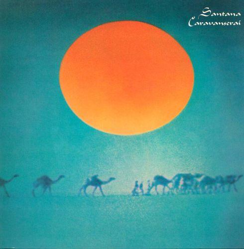 Santana: Caravanserai: Vinyl LP