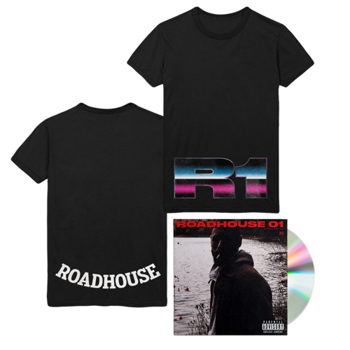 Allan Rayman: Roadhouse 01 CD + T-Shirt
