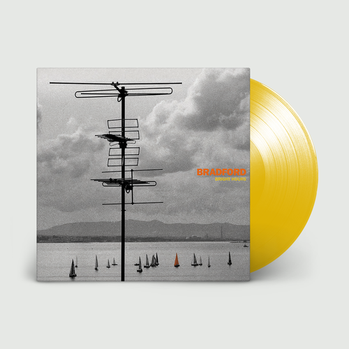 Bradford: Bright Hours: Signed Translucent Yellow Vinyl
