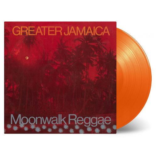 Tommy McCook & Supersonics: Greater Jamaica Moonwalk Reggae: Limited Edition Orange Vinyl