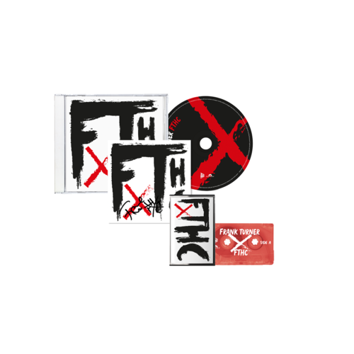Frank Turner: FTHC: Signed Music Bundle