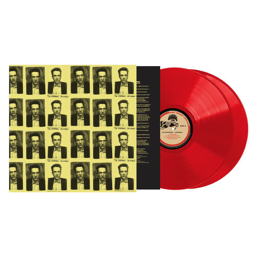 Joe Strummer: Assembly: Limited Edition Gatefold Red Vinyl