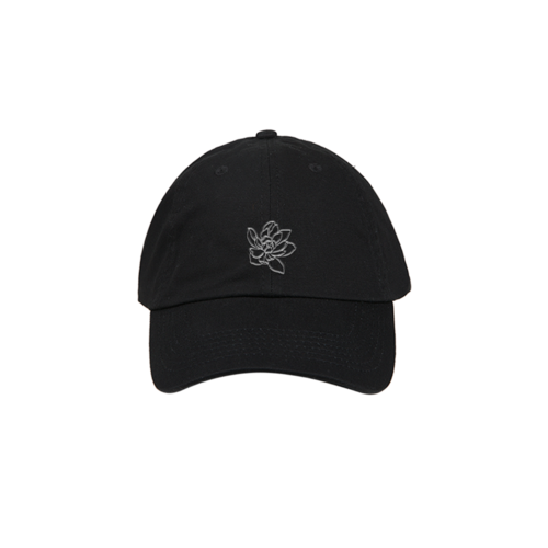 Shawn Mendes: LIJ BLACK FLORAL DAD HAT