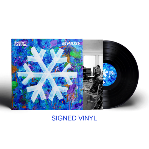 Snow Patrol: SIGNED Reworked Double Gatefold Vinyl