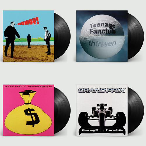 Teenage Fanclub: Teenage Fanclub: Creation Vinyl Bundle